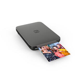 Купить Беспроводной фотопринтер Lifeprint 3х4.5 Black для iPhone
