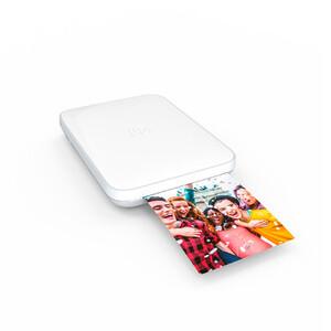 Купить Беспроводной фотопринтер Lifeprint 3х4.5 White для iPhone
