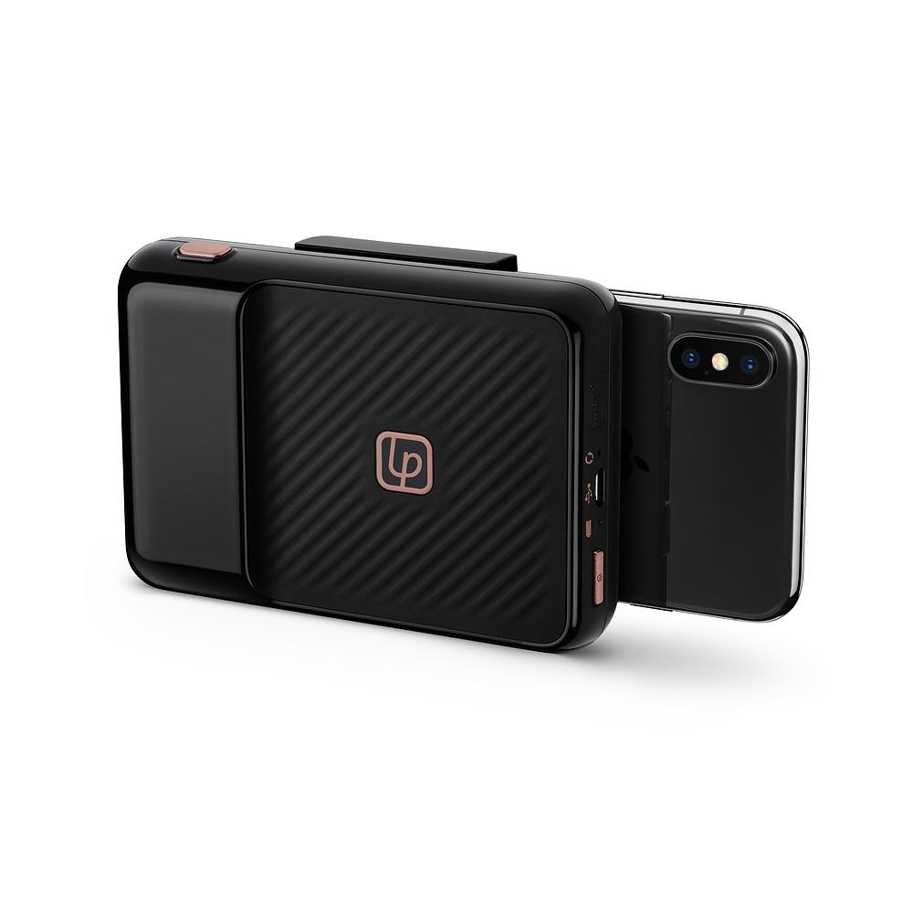 Купить Беспроводной фотопринтер Lifeprint Instant Print Camera 2x3 Black для iPhone