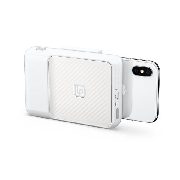 Беспроводной фотопринтер Lifeprint Instant Print Camera 2x3 White для iPhone