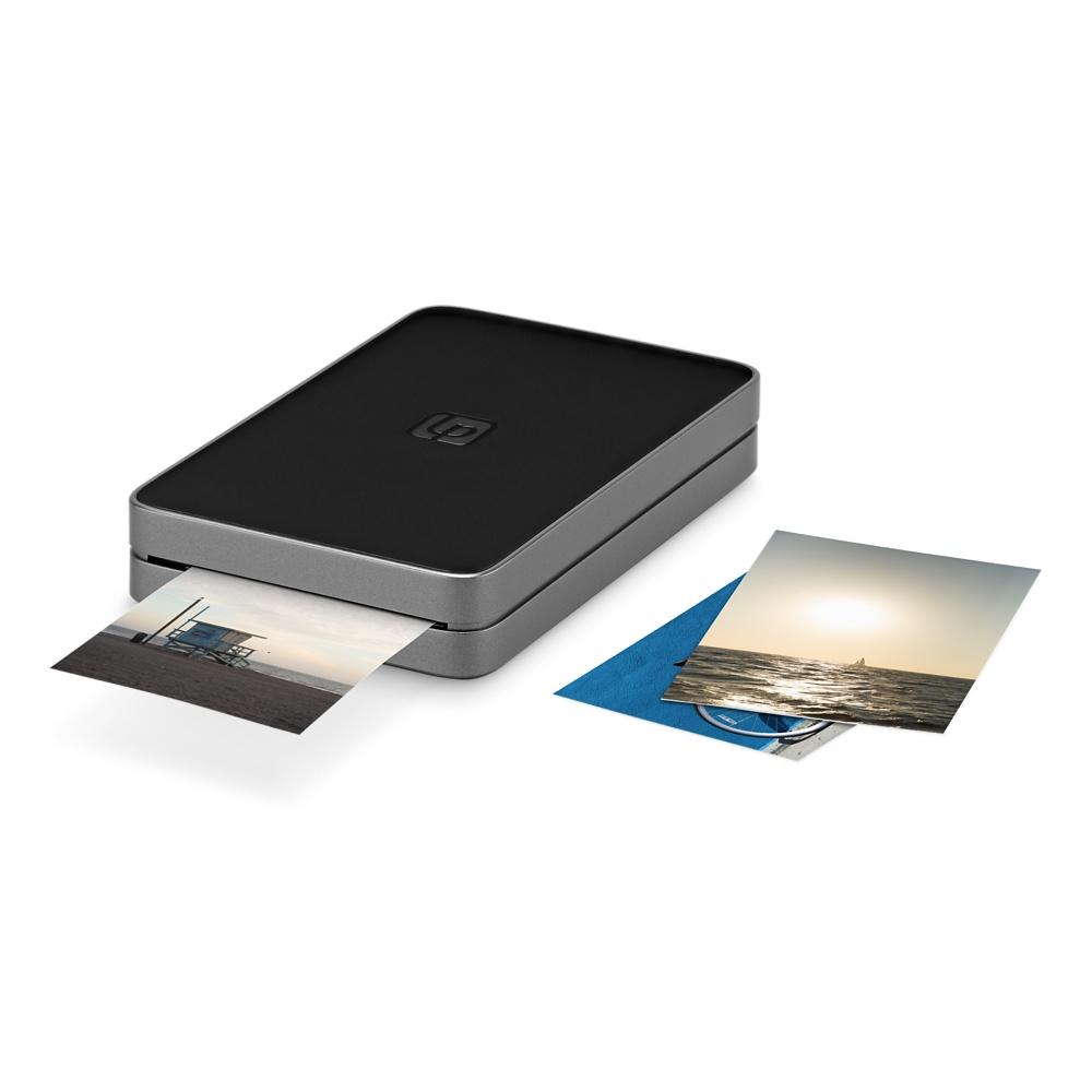 Купить Беспроводной фотопринтер Lifeprint 2x3 Black для iPhone   Android