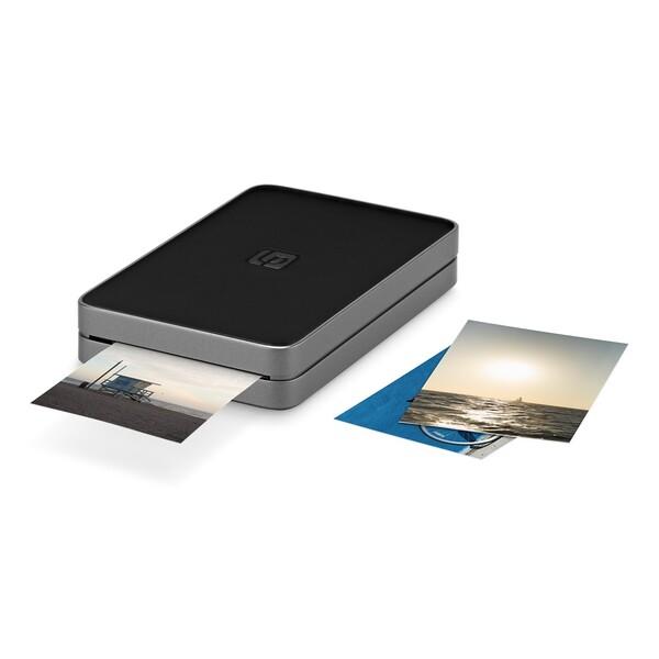 Беспроводной фотопринтер Lifeprint 2x3 Black для iPhone   Android