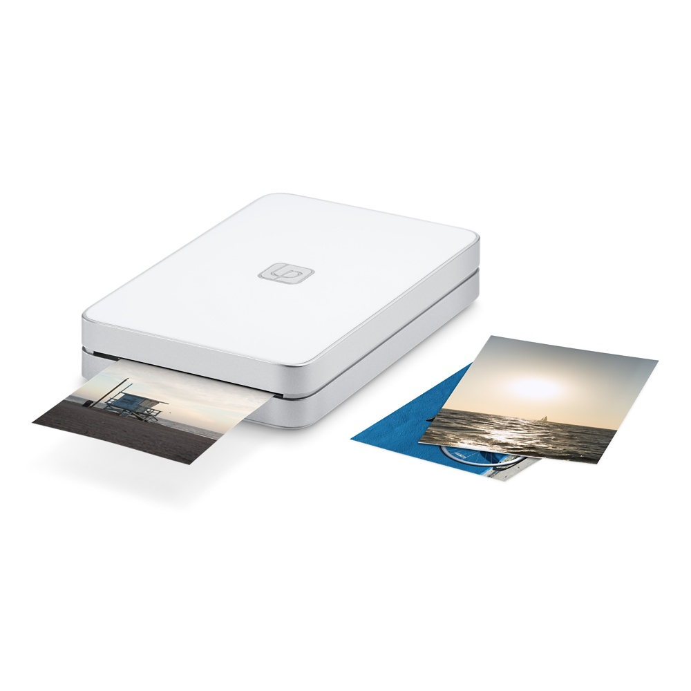 Купить Беспроводной фотопринтер Lifeprint 2x3 White для iPhone | Android