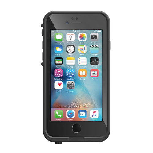 Чехол LifeProof frē Black (77-52563) для iPhone 6s/6
