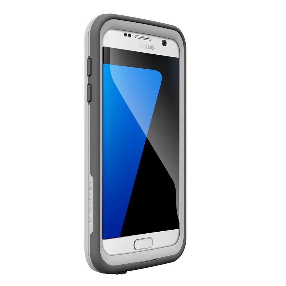 Чехол LifeProof FRĒ Avalanche White для Samsung Galaxy S7