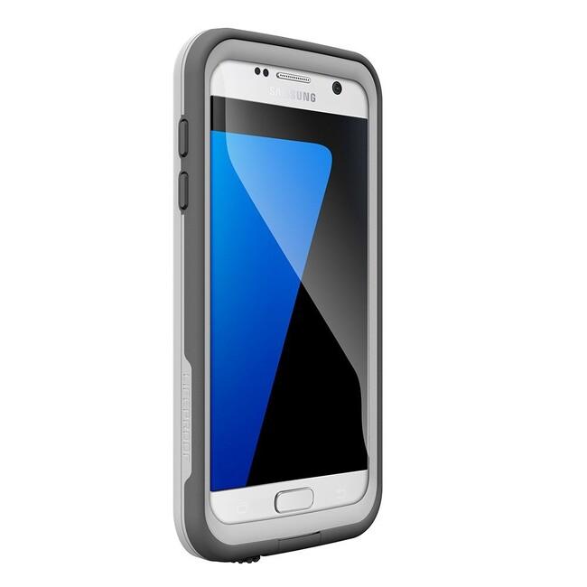 Чехол LifeProof FRĒ Avalanche White для Samsung Galaxy S7