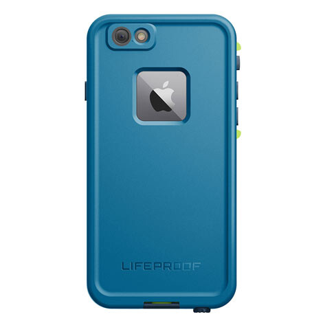 Чехол LifeProof FRĒ Banzai Blue для iPhone 6 Plus/6s Plus
