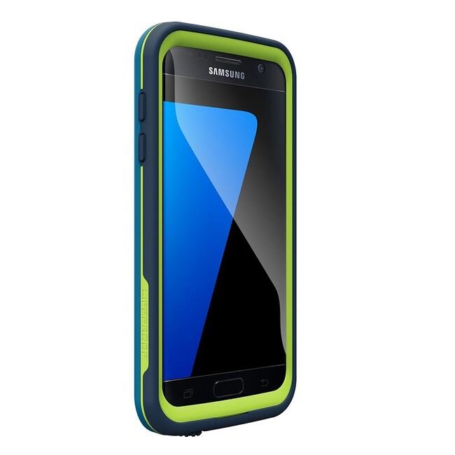 Чехол LifeProof FRĒ Banzai Blue для Samsung Galaxy S7
