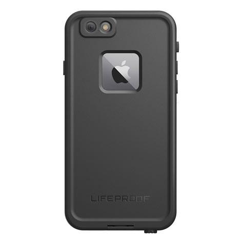 Чехол LifeProof FRĒ Black для iPhone 6/6s Plus