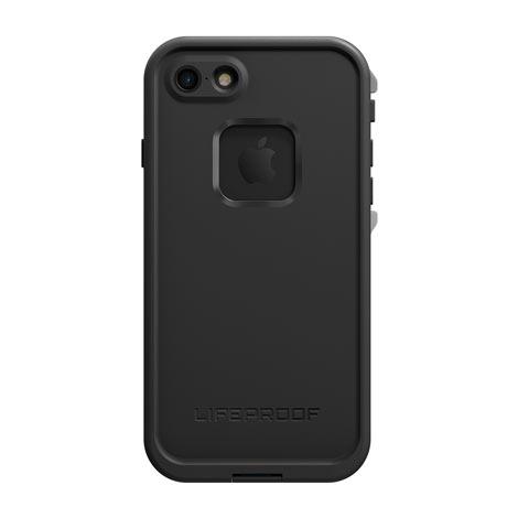 Купить Чехол LifeProof FRĒ Asphalt Black для iPhone 7 | 8