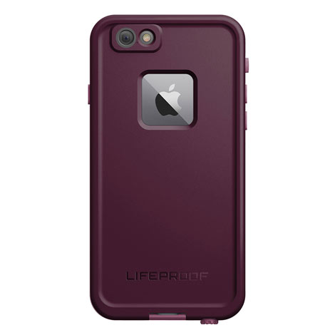 Чехол LifeProof FRĒ Crushed Purple для iPhone 6/6s Plus