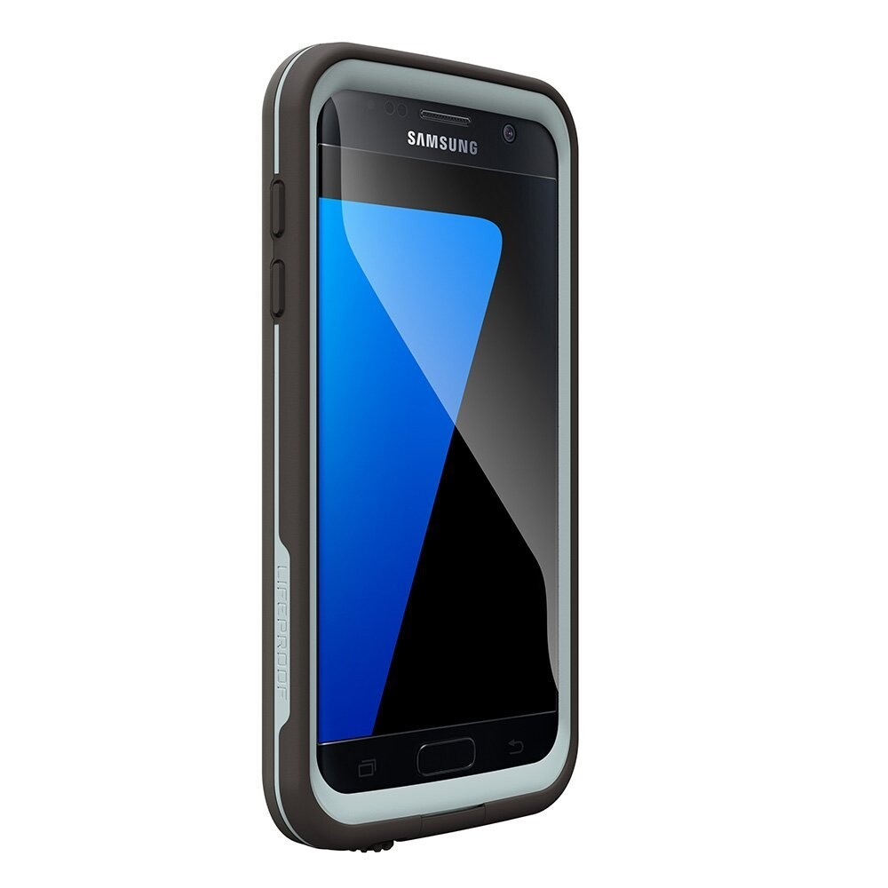 Чехол LifeProof FRĒ Grind Grey для Samsung Galaxy S7