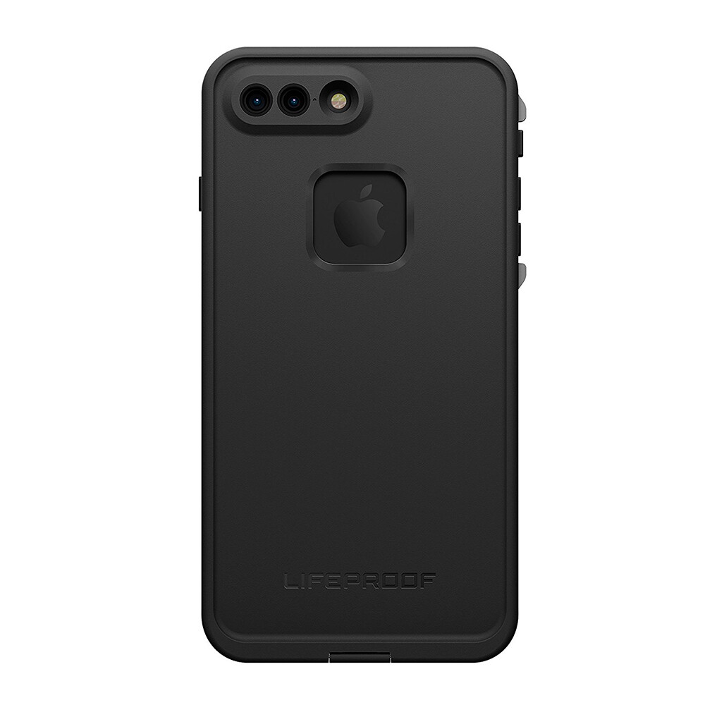 Чехол LifeProof FRĒ Asphalt Black для iPhone 7 Plus/8 Plus