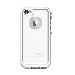 Купить Водонепроницаемый чехол LifeProof FRĒ White/Gray для iPhone 5/5S/SE