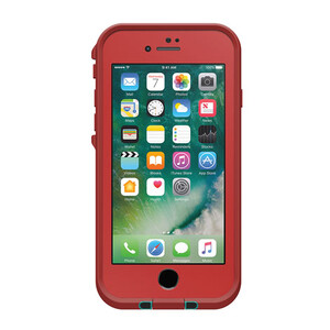 Купить Чехол LifeProof FRĒ Ember Red для iPhone 7