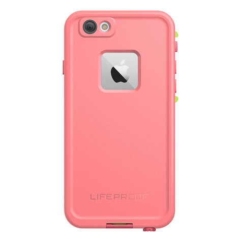 Чехол LifeProof FRĒ Sunset Pink для iPhone 6 Plus/6s Plus