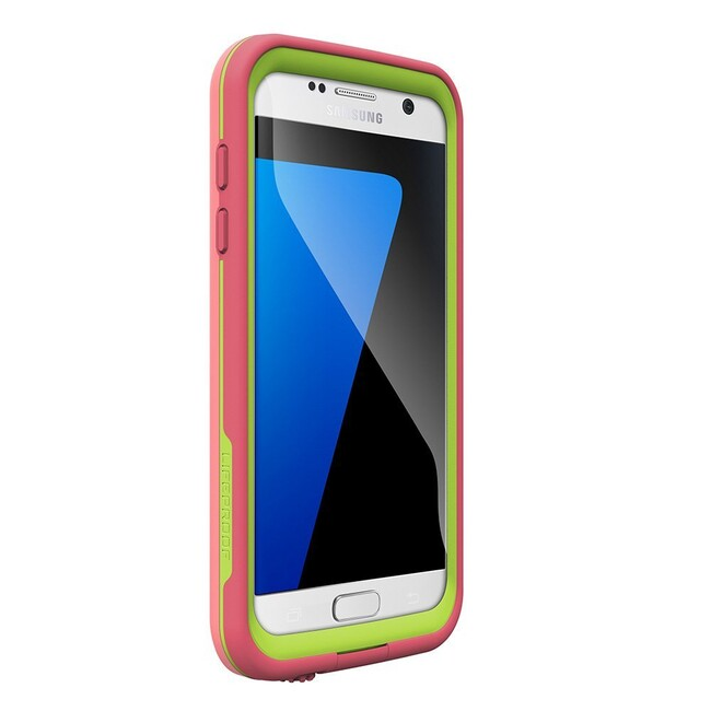Чехол LifeProof FRĒ Sunset Pink для Samsung Galaxy S7