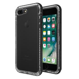 Купить Противоударный чехол LifeProof NËXT Black Crystal для iPhone 7 Plus/8 Plus