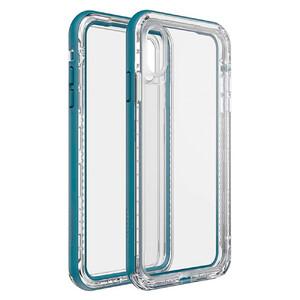 Купить Противоударный чехол LifeProof NËXT Clear Lake для iPhone XS Max