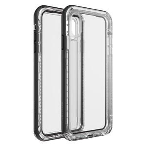 Купить Противоударный чехол LifeProof NËXT Black Crystal для iPhone XS Max