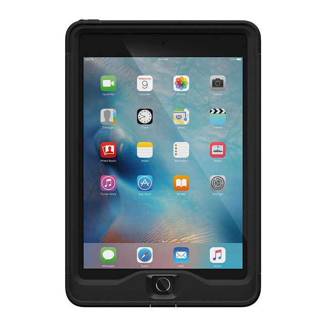 Чехол LifeProof NÜÜD Black для iPad mini 4