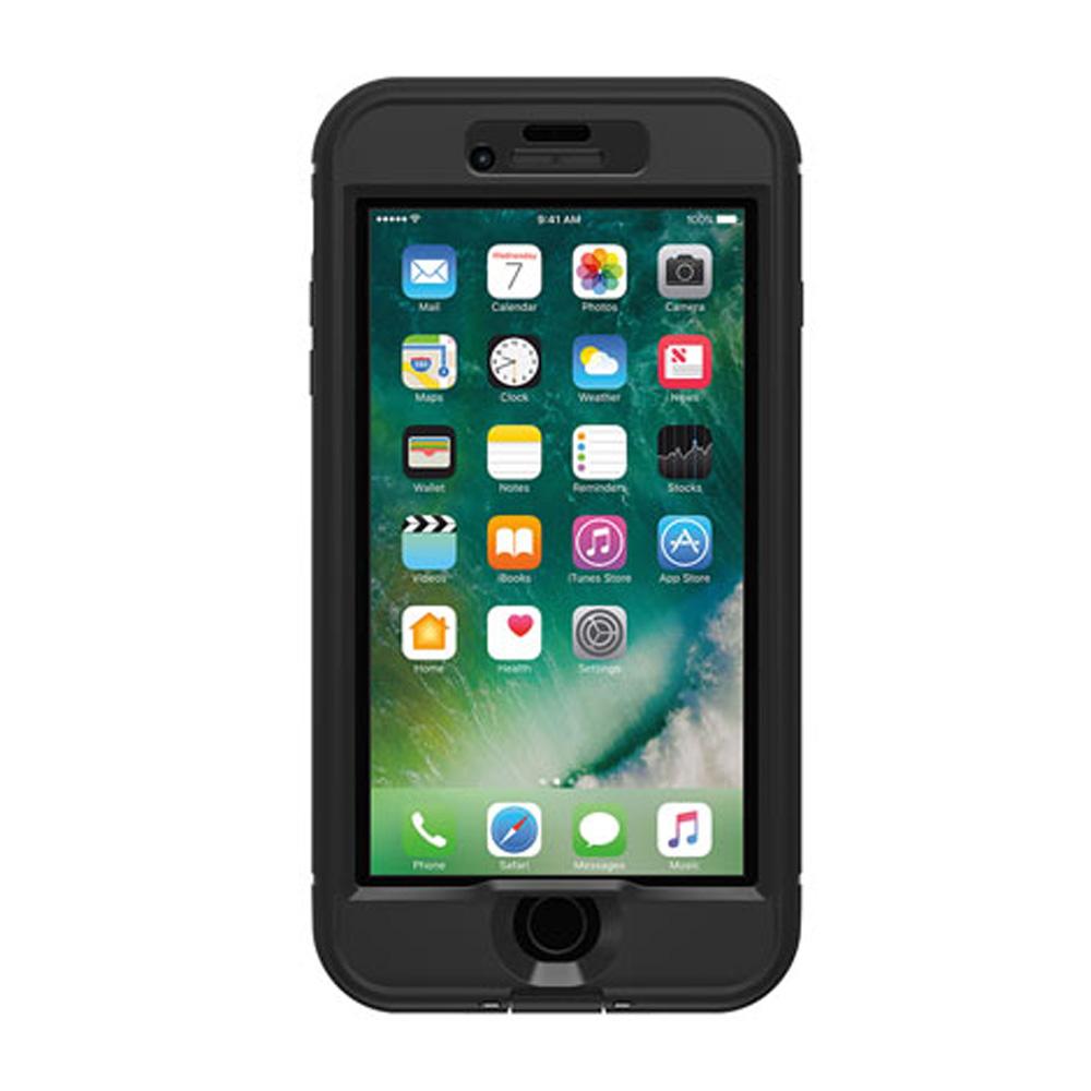 Купить Чехол LifeProof NÜÜD Black для iPhone 7 | 8 | SE 2020