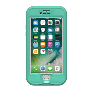 Купить Чехол LifeProof NÜÜD Mermaid Teal для iPhone 7/8