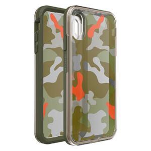 Купить Чехол LifeProof SLAM Woodland Camo для iPhone XS Max