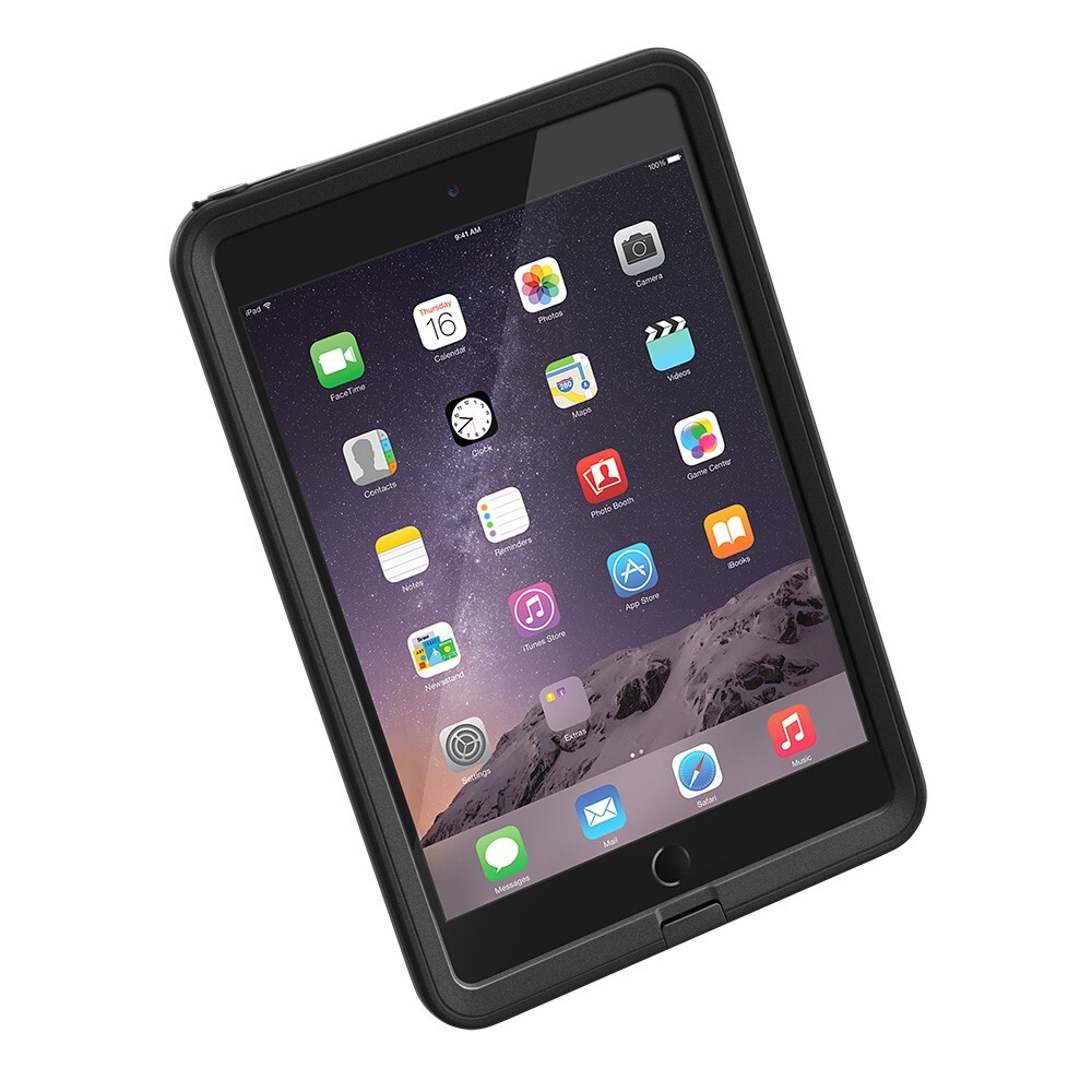 Чехол LifeProof FRĒ Black для iPad Mini 3/2/1