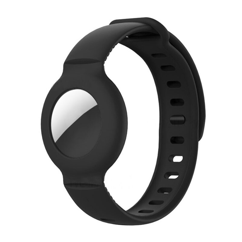 Чехол-браслет iLoungeMax для AirTag Black