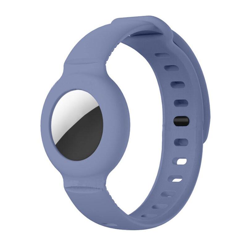 Чехол-браслет iLoungeMax для AirTag Blue
