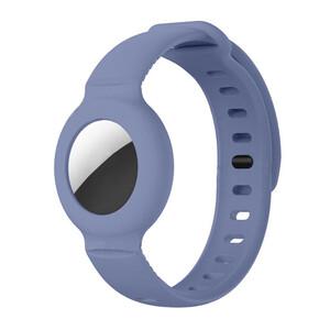 Купить Чехол-браслет iLoungeMax для AirTag Blue