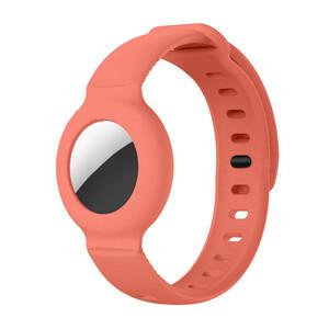 Купить Чехол-браслет iLoungeMax для AirTag Coral
