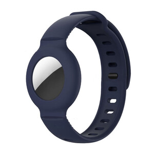 Купить Чехол-браслет iLoungeMax для AirTag Dark Slate Blue
