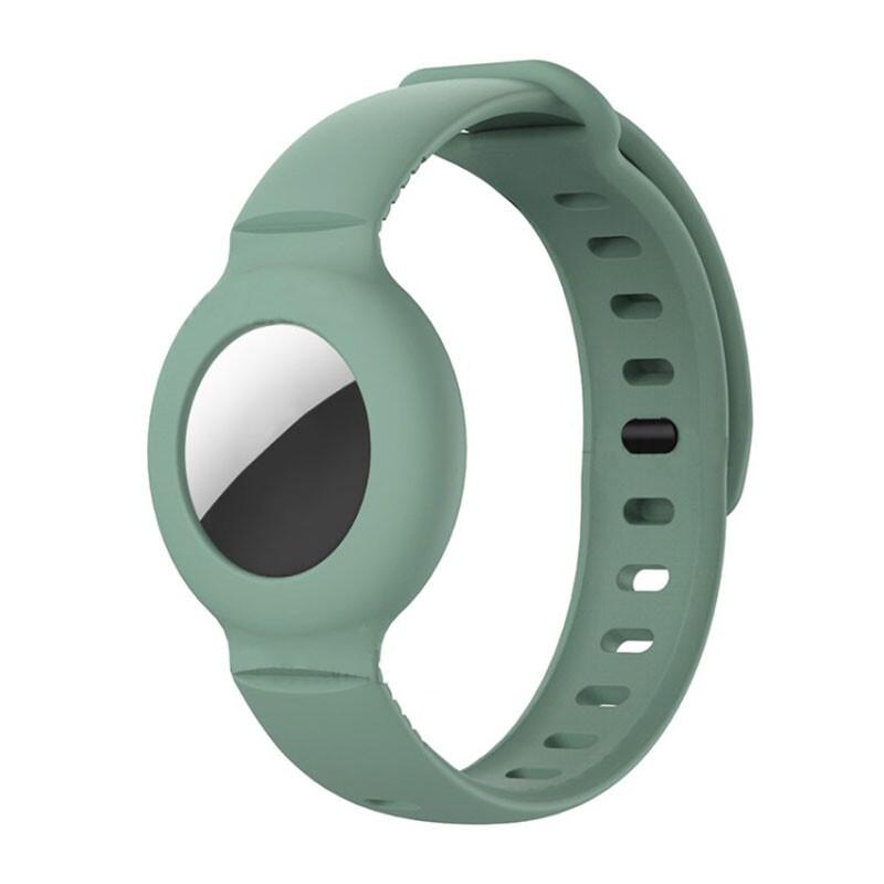 Чехол-браслет iLoungeMax для AirTag Forest Green