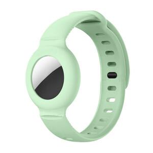 Купить Чехол-браслет iLoungeMax для AirTag Light Green