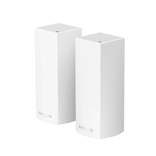 Wi-Fi роутер Linksys Velop Intelligent Mesh System (2-pack)