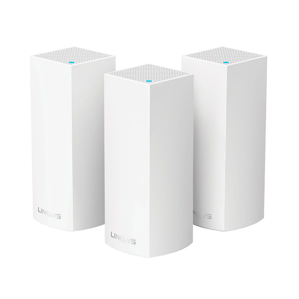 Купить Wi-Fi роутер Linksys Velop Intelligent Mesh System (3-pack)