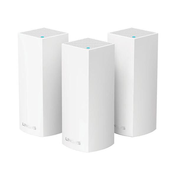 Wi-Fi роутер Linksys Velop Intelligent Mesh System (3-pack)