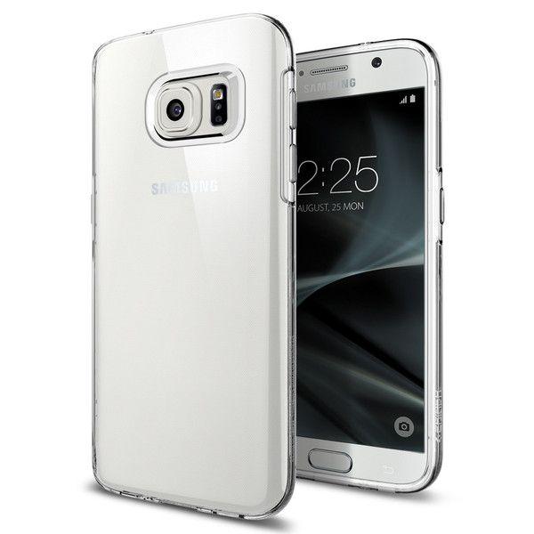 Чехол Spigen Liquid Crystal для Samsung Galaxy S7