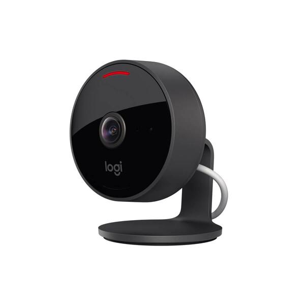 Умная камера видеонаблюдения Logitech Circle View HomeKit