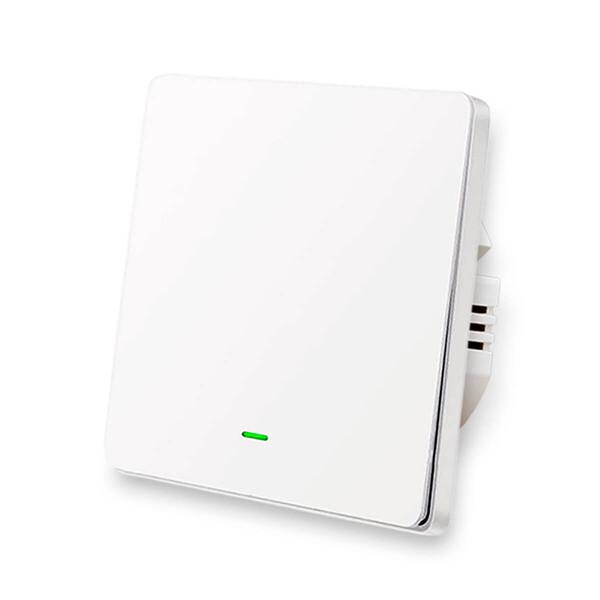 Умный выключатель с нулевой линией Lonsonho X701 Apple HomeKit (одинарный)