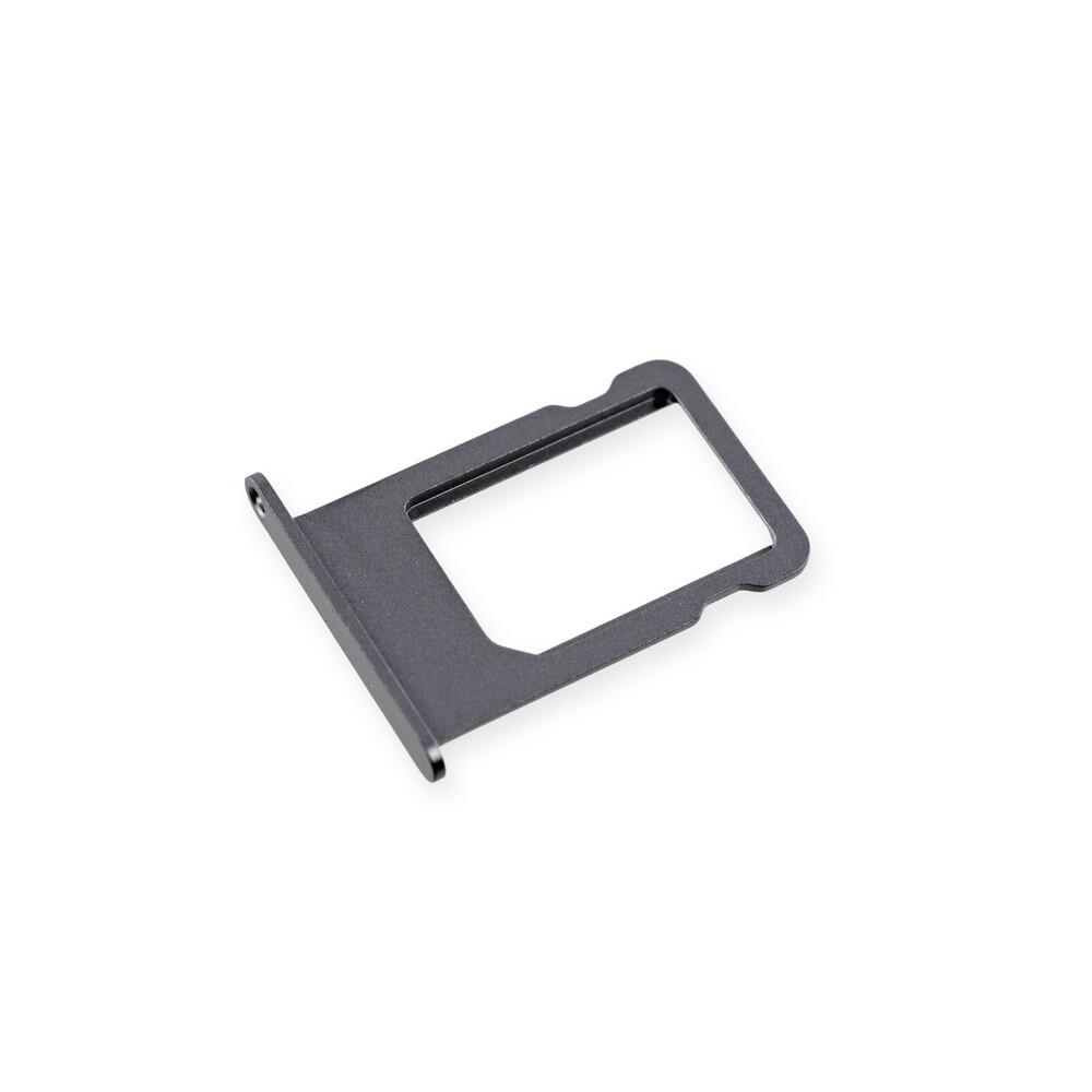 Купить Лоток SIM-карты (Space Gray) для iPhone 5S | SE