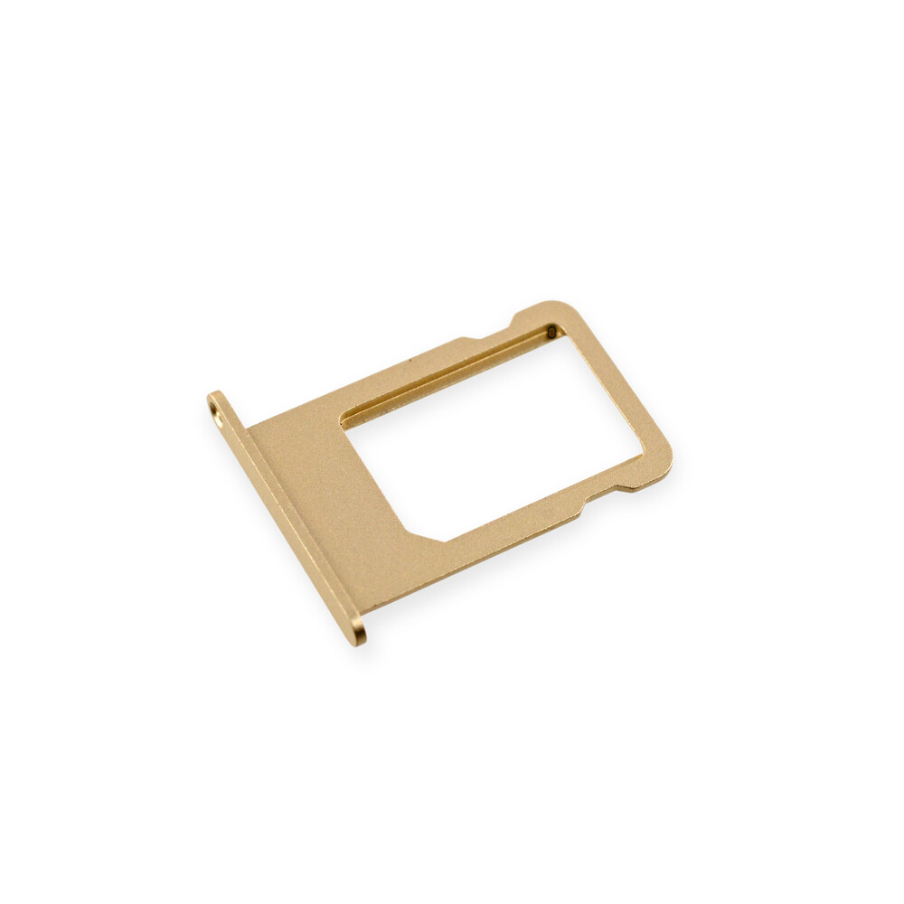Купить Лоток SIM-карты (Gold) для iPhone 5S | SE