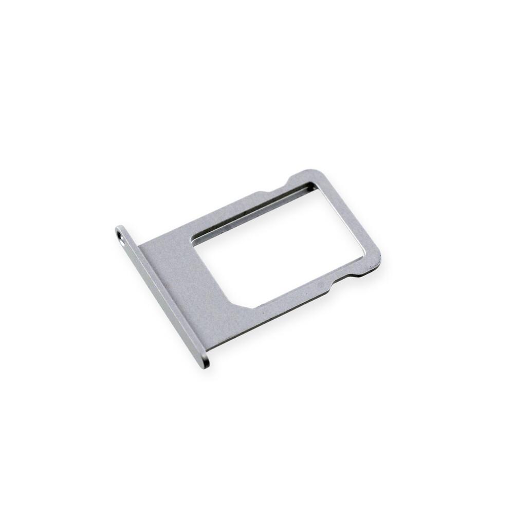 Купить Лоток SIM-карты (Silver) для iPhone 5S | SE