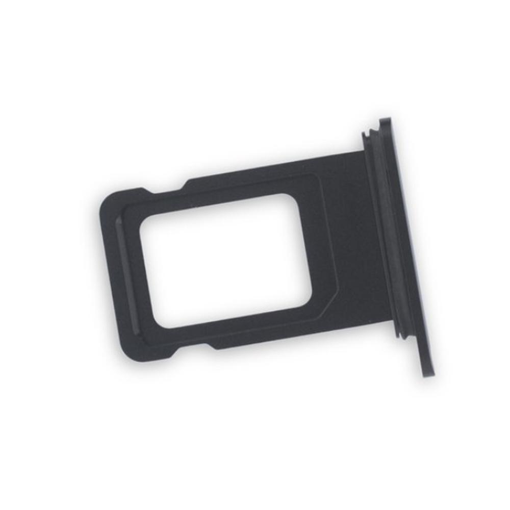 Купить Лоток SIM-карты (Black) для iPhone XR