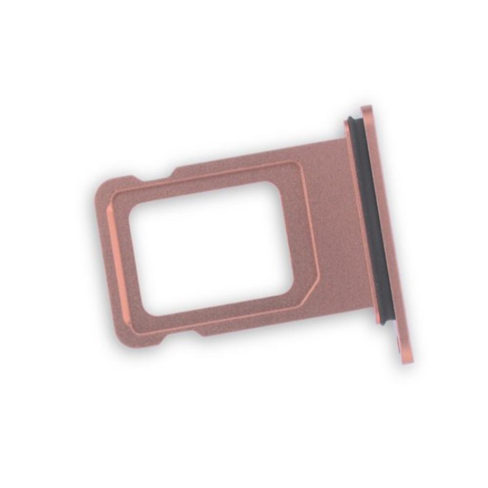 Купить Лоток SIM-карты (Coral) для iPhone XR