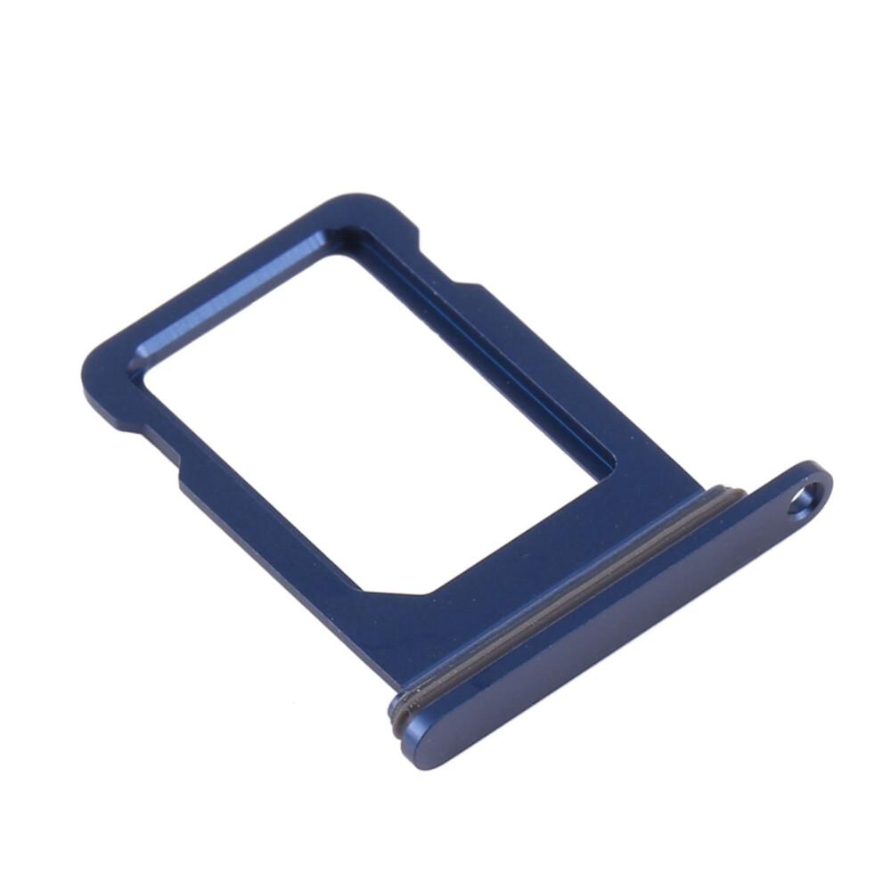 Купить Лоток SIM-карты (Blue) для iPhone 12 mini