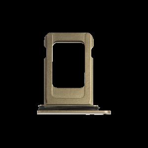 Купить Лоток SIM-карты (Gold) для iPhone 11 Pro/11 Pro Max