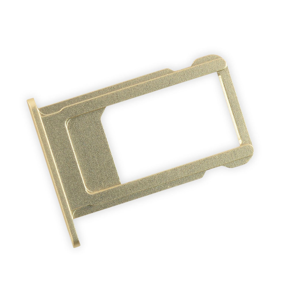 Купить Лоток SIM-карты (Gold) для iPhone 6s